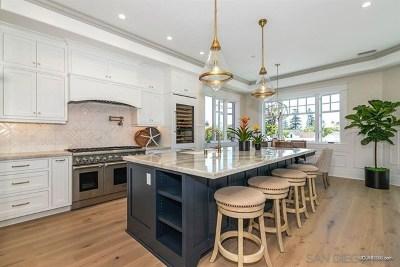 Coronado Single Family Home For Sale: 1046 Isabella Ave