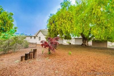 Escondido Single Family Home For Sale