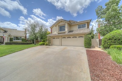 Temecula Single Family Home For Sale: 45787 Creekside Way
