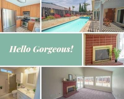 San Marcos Single Family Home For Sale: 1616 Palomar Dr