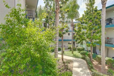 San Diego Condo/Townhouse For Sale: 4875 Cole Street #50