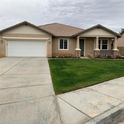 Victorville Single Family Home For Sale: 12541 Bermuda Ct