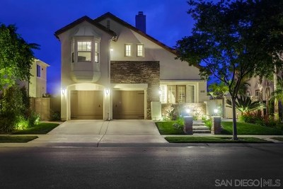 Encinitas Single Family Home For Sale: 610 Brae Mar Court