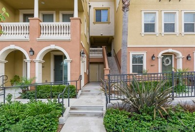 San Diego County Condo/Townhouse For Sale: 8865 Lightwave Ave