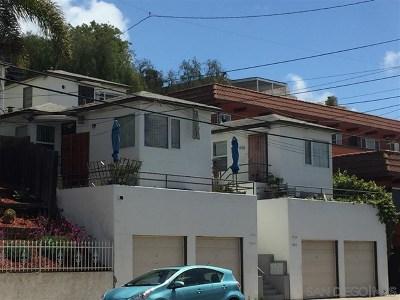 San Diego County Multi Family Home For Sale: 1926 San Diego Avenue