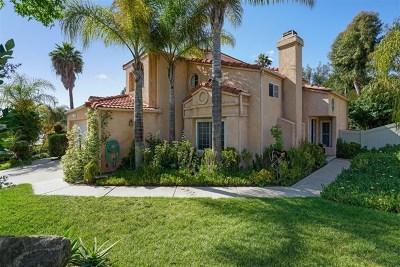 Escondido Single Family Home For Sale: 1474 Via Salerno