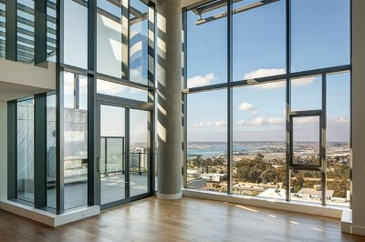 San Diego Condo/Townhouse For Sale: 2855 Fifth Ave. #1301
