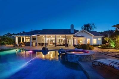 Fallbrook Single Family Home For Sale: 982 River Oaks Ln
