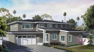 Encinitas Single Family Home For Sale: 1108 Eolus Ave