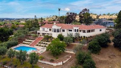 Vista Single Family Home For Sale: 2325 Vista Royal
