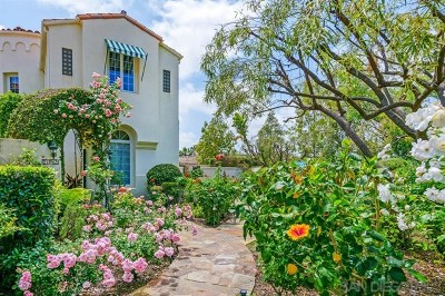 San Diego Single Family Home For Sale: 17152 Blue Skies Rdg