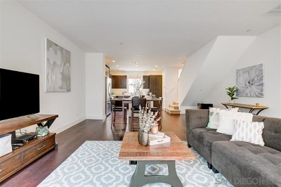 Mission Valley Condo/Townhouse For Sale: 7859 Modern Oasis Dr