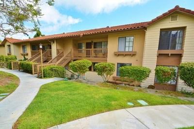 San Diego Condo/Townhouse For Sale: 12695 Camino Mira Del Mar #113
