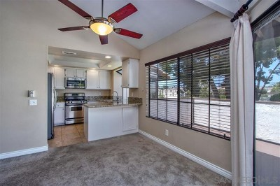 Carlsbad Condo/Townhouse For Sale: 6957 Sand Piper Place