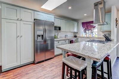Chula Vista Single Family Home For Sale: 1372 Tobias Drive