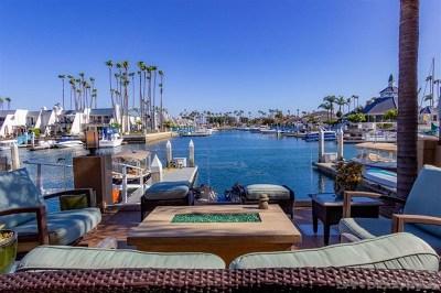 Coronado Single Family Home For Sale: 22 Green Turtle Road