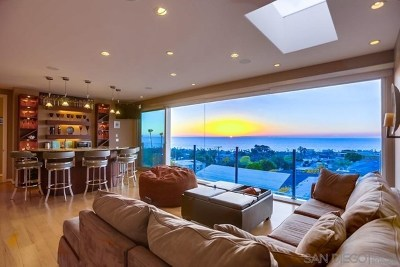 San Diego Single Family Home For Sale: 4475 Del Mar Ave.