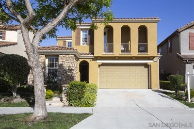 San Diego Single Family Home For Sale: 17113 Ralphs Ranch Road
