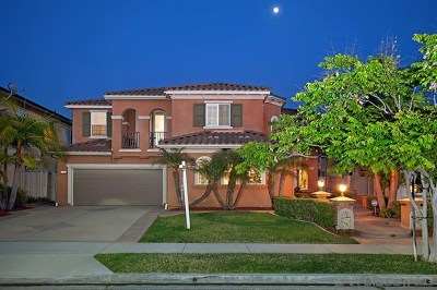 San Diego Single Family Home For Sale: 17035 Sienna Ridge Dr