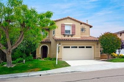 San Marcos Single Family Home For Sale: 1521 Black Walnut Drive