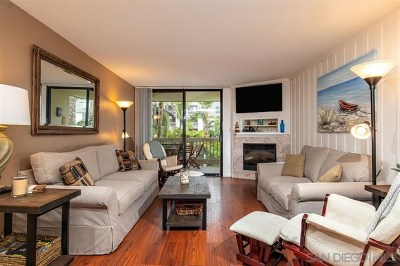 Oceanside Condo/Townhouse For Sale: 999 N Pacific St. #F100
