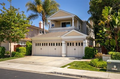 Carlsbad Single Family Home For Sale: 5448 Wolverine