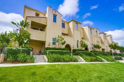 San Marcos Condo/Townhouse For Sale: 660 Hatfield Dr.