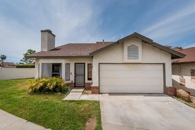 San Diego Single Family Home For Sale: 3104 Camino Aleta