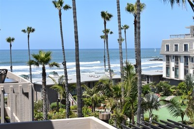 Oceanside Condo/Townhouse For Sale: 999 N Pacific St #D301
