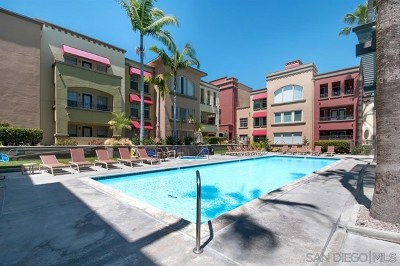 San Diego Condo/Townhouse For Sale: 1260 Cleveland #118