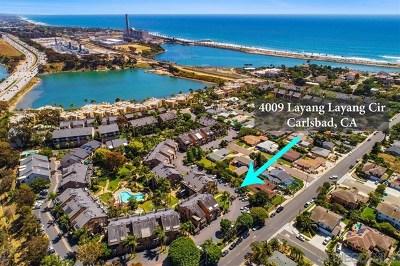 Carlsbad Condo/Townhouse For Sale: 4009 Layang Layang Circle #C