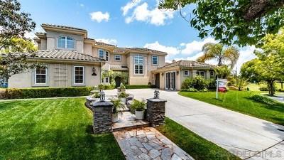 Chula Vista Single Family Home For Sale: 1149 Augusta Pl