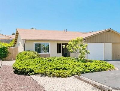 Oceanside Single Family Home For Sale: 3929 San Lorenzo Ct