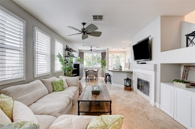 Encinitas Condo/Townhouse For Sale: 574 Sweet Pea Place