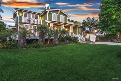 Encinitas Single Family Home For Sale: 1217 Eolus Avenue