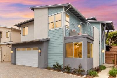 Encinitas Single Family Home For Sale: 132 W Jason St