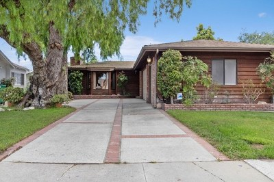Lomita Single Family Home For Sale: 24835 Woodward Ave
