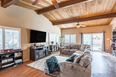 Lemon Grove Single Family Home For Sale: 2336 Di Foss St