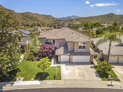 Escondido Single Family Home For Sale: 3147 Willow Creek Place