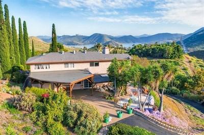 Escondido Single Family Home For Sale: 10028 Del Dios Hwy