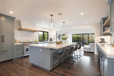Encinitas Single Family Home For Sale: 1339 Ahlrich Ave