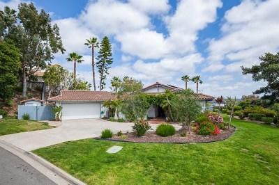 Oceanside Single Family Home For Sale: 1798 Troy Ln