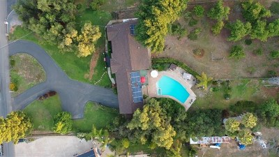 El Cajon Single Family Home For Sale: 890 Singing Trails Dr