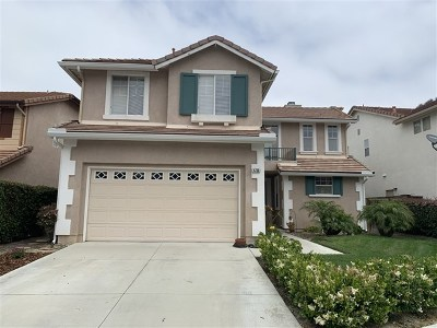 Oceanside Single Family Home For Sale: 4736 Driftwood Way