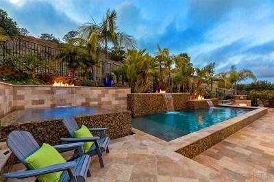 Carlsbad Single Family Home For Sale: 3254 Sitio Avellana