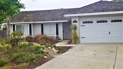 Oceanside Single Family Home For Sale: 308 Montego Bay