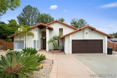 Poway Single Family Home For Sale: 17524 Tam O Shanter Dr