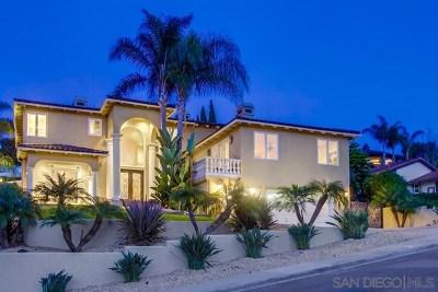 Carlsbad Single Family Home For Sale: 7628 Nueva Castilla Way