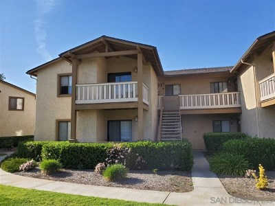 El Cajon Condo/Townhouse Active Under Contract: 1423 Graves Ave #248
