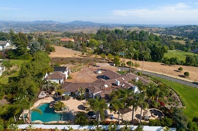 Fallbrook Single Family Home For Sale: 24 Country Glen Rd